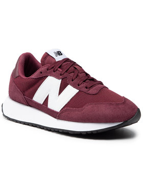 New Balance New Balance Sneakersy MS237CF Bordó