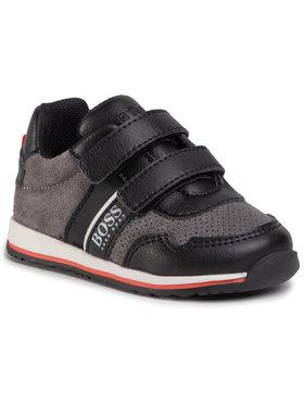 Boss Boss Sneakersy J09139 M Tmavomodrá