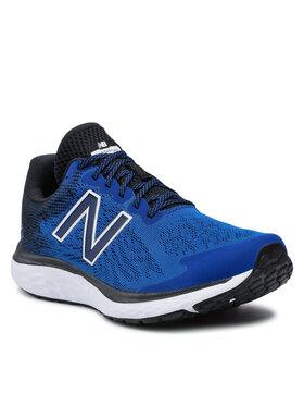 New Balance New Balance Chaussures M680LR7 Bleu