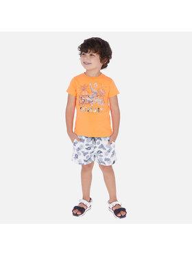 Mayoral Mayoral Completo T-shirt e pantaloncini 3625 Multicolore Regular Fit