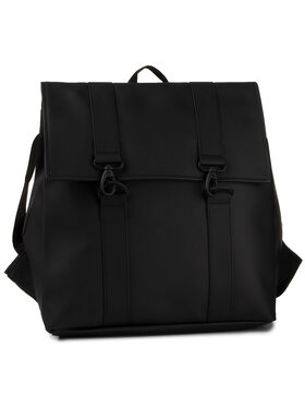 Rains Rains Zaino Msn Bag 1213 Nero