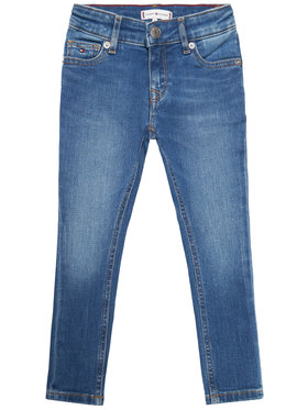 Tommy Hilfiger Tommy Hilfiger Jeans Nora KG0KG05593 M Blau Skinny Fit