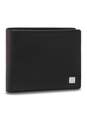 Trussardi Trussardi Veliki muški novčanik Wallet Credit Card Coin 71W00004 Crna