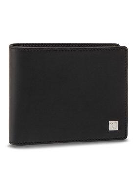 Trussardi Trussardi Velká pánská peněženka Wallet Credit Card Coin 71W00004 Černá