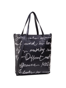 Desigual Desigual Τσάντα 21SAXP79 Μαύρο