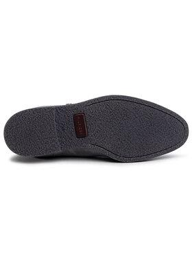 TOMMY HILFIGER TOMMY HILFIGER Kotníková obuv s elastickým prvkem MB Chelsea Boot 1B FM0FM02815 Šedá