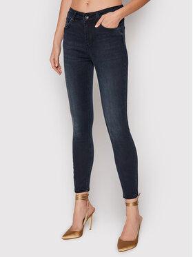 Fracomina Fracomina Jeans FP21WV8003D40801 Dunkelblau Slim Fit