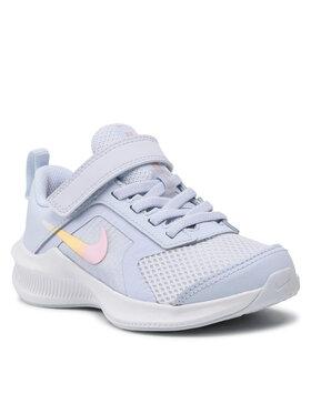 Nike Nike Buty Downshifter 11 Se (Psv) CZ3966 001 Niebieski