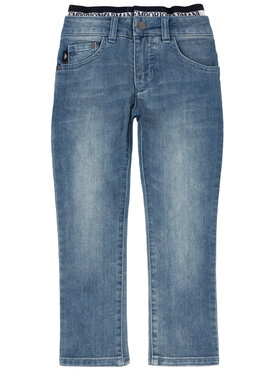 Emporio Armani Emporio Armani Jeans 3H4J17 4DFNZ 0942 Dunkelblau Slim Fit