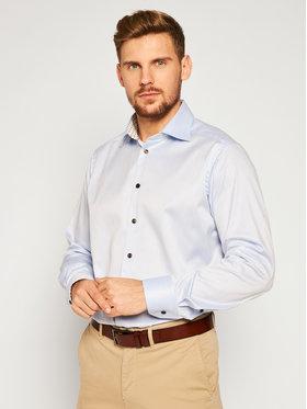 Eton Eton Košile 100001729 Modrá Regular Fit