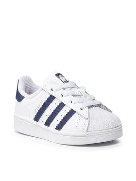 adidas adidas Buty Superstar El I GZ2881 Biały