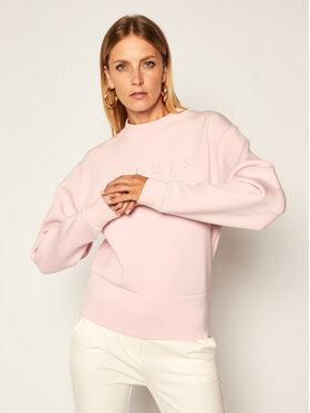 Guess Guess Sweatshirt Romina W0YQ40 K7UW0 Rosa Regular Fit