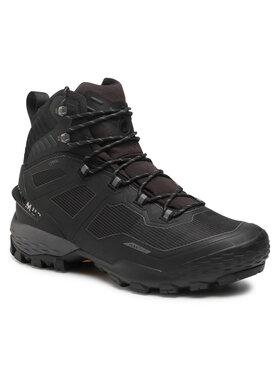 Mammut Mammut Chaussures de trekking Ducan Pro High Gtx GORE-TEX 3030-03890-0486-1075 Noir