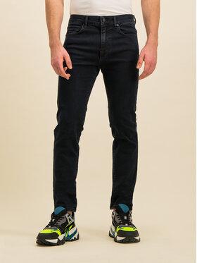 MCQ Alexander McQueen MCQ Alexander McQueen Jeans Slim Fit 510134 RMO05 4011 Blu scuro Slim Fit