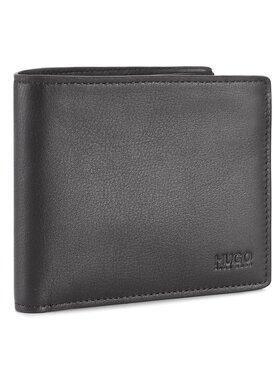 Boss Boss Nagyméretű férfi pénztárca Subway 8 Cc 50312006 Fekete