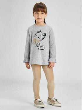 Mayoral Mayoral Комплект пуловер и платнени панталони 4744 Цветен Regular Fit