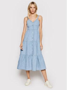 Levi's® Levi's® Sukienka jeansowa Sabine 29681-0003 Niebieski Regular Fit