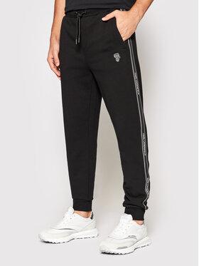 KARL LAGERFELD KARL LAGERFELD Spodnie dresowe 705028 512910 Czarny Regular Fit