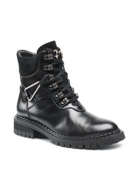 Eva Minge Eva Minge Outdoorová obuv EM-21-10-001295 Čierna