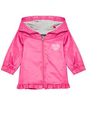 Guess Guess Átmeneti kabát A1RL00 WCBS0 Rózsaszín Regular Fit