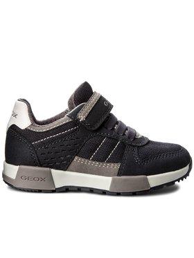 Geox Geox Sneakersy J Alfier B. A J826NA 014AF C0661 M Tmavomodrá