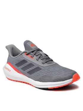 adidas adidas Topánky Eq21 Run J GV9935 Sivá