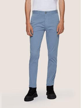 Boss Boss Spodnie materiałowe Schino-Taber D 50442037 Niebieski Tapered Fit