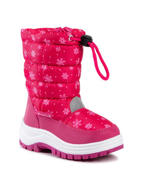 Playshoes Playshoes Μπότες Χιονιού 193013 Ροζ
