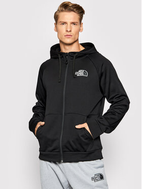 The North Face The North Face Суитшърт Explr NF0A5G9QJK31 Черен Regular Fit