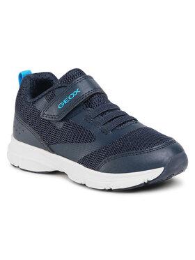 Geox Geox Sneakersy J Hoshiko B. B J025GB 00014 C4478 S Granatowy