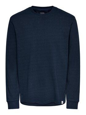 Only & Sons ONLY & SONS Sweatshirt Damon 22018620 Dunkelblau Regular Fit