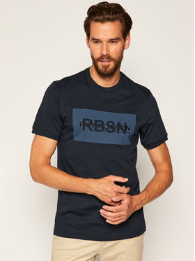 Roy Robson Roy Robson T-shirt 2831-90 Bleu marine Regular Fit