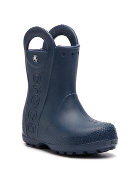 Crocs Crocs Гумени ботуши Handle It Rain Boot Kids 12803 Тъмносин