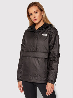 The North Face The North Face Kurtka anorak NF0A4T1NJK31 Czarny Regular Fit