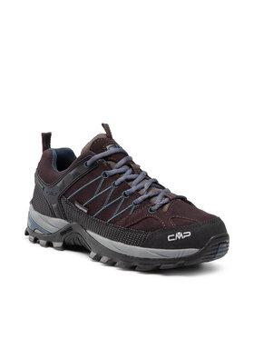 CMP CMP Trekkingi Rigel Low Trekking Shoes Wp Brązowy