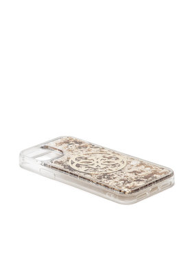 Guess Guess Telefono dėklas GUHCN5 8LGGI Auksinė