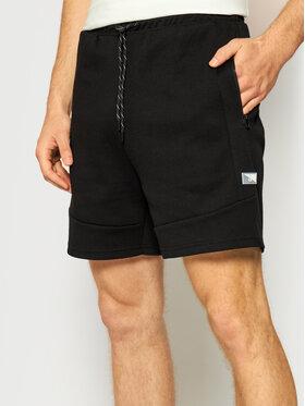 Jack&Jones Jack&Jones Pantaloni scurți sport Air 12186750 Negru Regular Fit