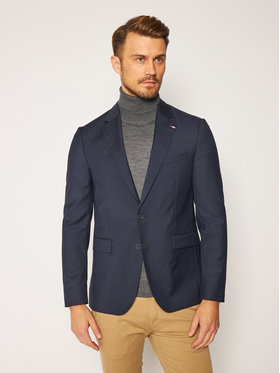 Tommy Hilfiger Tailored Tommy Hilfiger Tailored Σακάκι Fks Separate Blazer TT0TT07510 Σκούρο μπλε Slim Fit