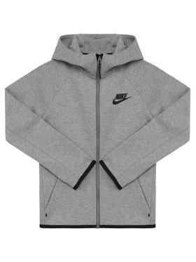 Nike Nike Džemperis Nsw Tech Junior AR4020 Pilka Standard Fit