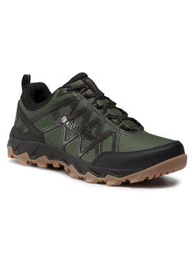 Columbia Columbia Turistiniai batai Peakfreak X2 Outdry BM0829 Žalia