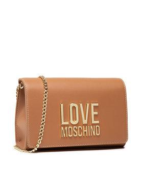 LOVE MOSCHINO LOVE MOSCHINO Дамска чанта JC4127PP1DLJ020A Кафяв