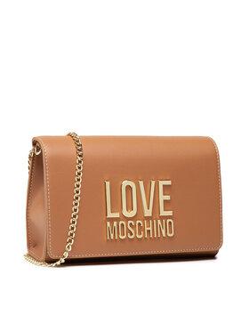 LOVE MOSCHINO LOVE MOSCHINO Kabelka JC4127PP1DLJ020A Hnedá