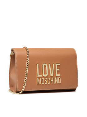 LOVE MOSCHINO LOVE MOSCHINO Rankinė JC4127PP1DLJ020A Ruda