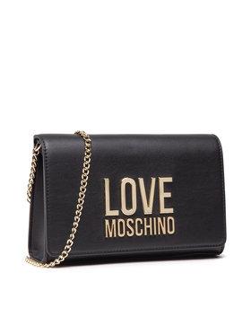 LOVE MOSCHINO LOVE MOSCHINO Дамска чанта JC4127PP1DLJ000A Черен