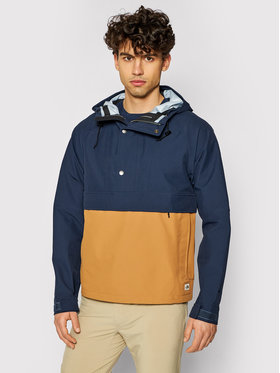 The North Face The North Face Anorak stiliaus striukė Windjammer NF0A493GPA81 Tamsiai mėlyna Regular Fit