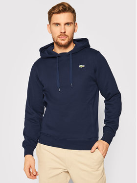 Lacoste Lacoste Sweatshirt SH1527 Bleu marine Regular Fit
