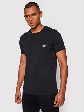 Emporio Armani Underwear Emporio Armani Underwear T-Shirt 110853 1P512 00020 Černá Regular Fit