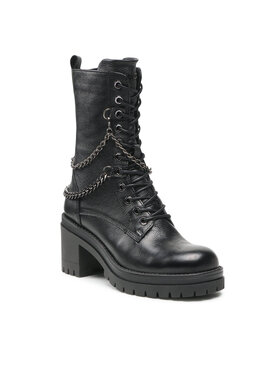 Carinii Carinii Členková obuv B7569 Čierna