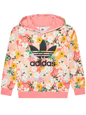 adidas adidas Sweatshirt HER Studio London Floral GN4220 Multicolore Regular Fit