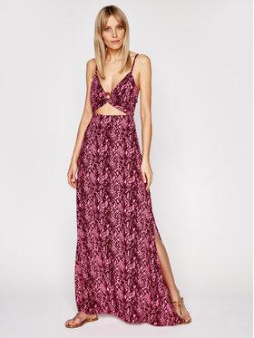 Maaji Maaji Vasarinė suknelė 1723CLD001 Violetinė Regular Fit